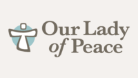 Our Lady of Peace Logo