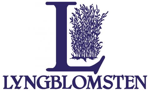 Lyngblomsten logo